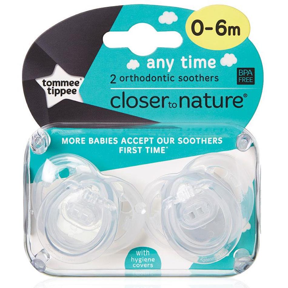 Image result for closer to nature tommee tippee soothers