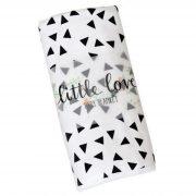 little-love-black-triangle-blanket